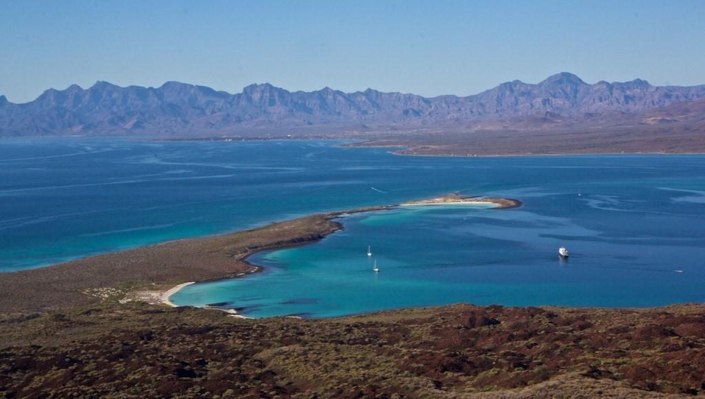 remote Sea of Cortez