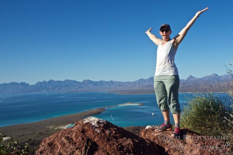 Un-cruise adventures hiking