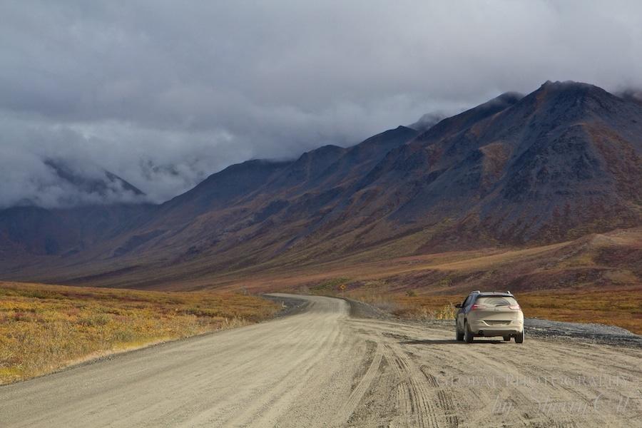 Where to go in Alaska Arctic Circle