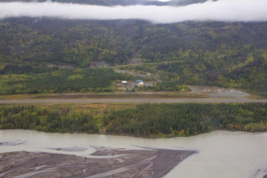 Alaska bush flights