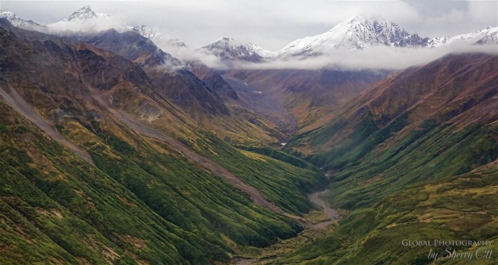 alaska bush flight wrangell mountain air