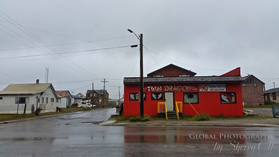 Food in Nome