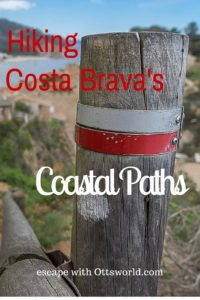 Hiking Costa Brava's Cami de Ronda coastal paths