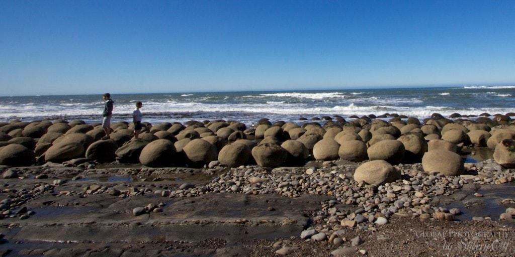 northern california bowling ball beach