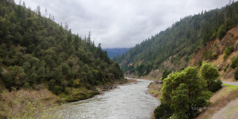 California Road Trip Klamath Forest