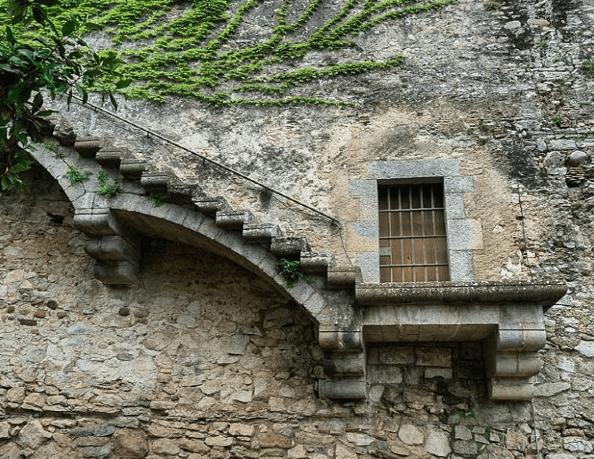 Medieval towns costa brava
