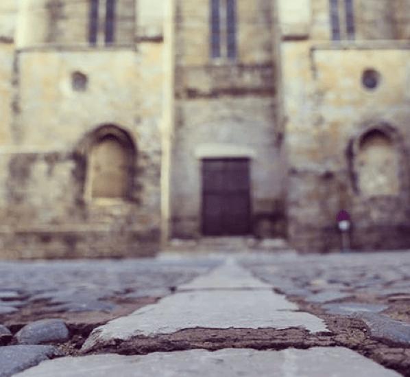 medieval town castello d'empuria
