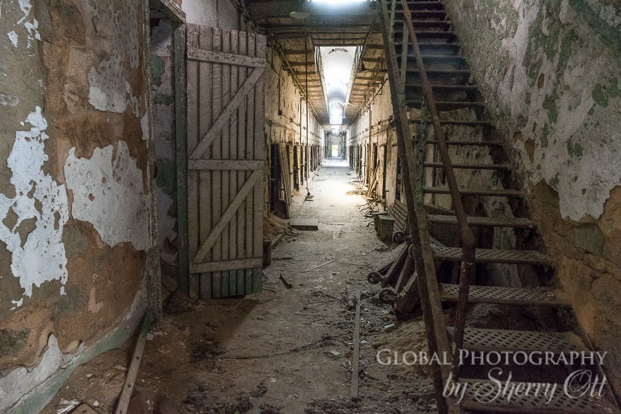 Philadelphia abandoned prison