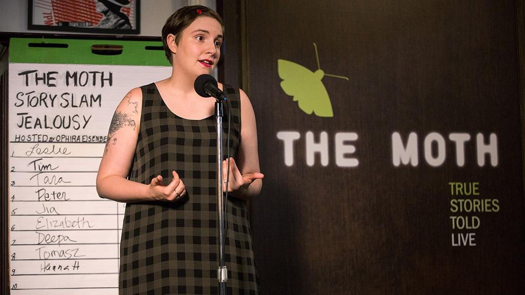 Moth storytelling events NYC