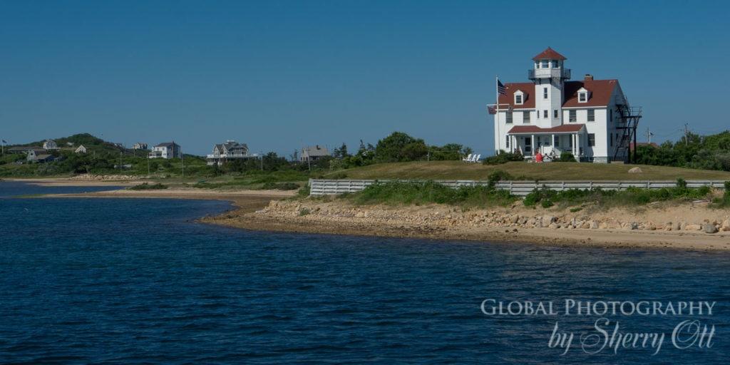 Block Island Lighthouse New England