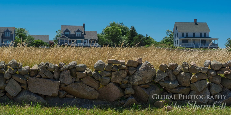 Block Island Stone Walls