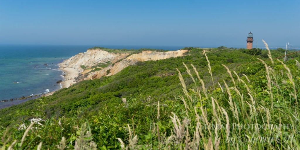 Lighthouse marthas vineyard new england
