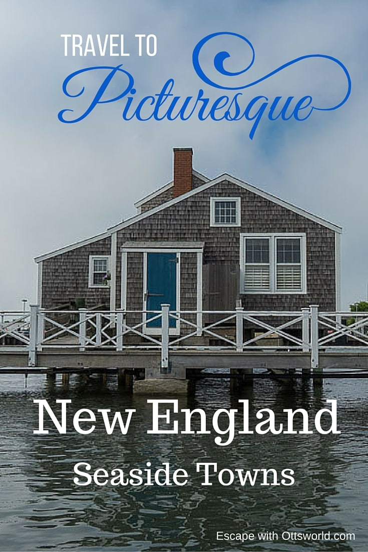 See the New England culture come to life in pictures! Travel to New England seaside towns to soak up the history and culture of the colonial landscape.