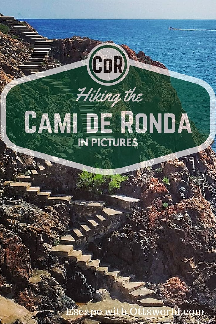 See the Cami de Ronda  Experience the Cami de Ronda coastal hike in Costa Brava Spain in pictures.  What to expect along the 100 mile trail.