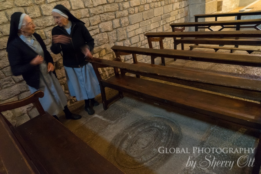 Sant Daniel Monastery Girona