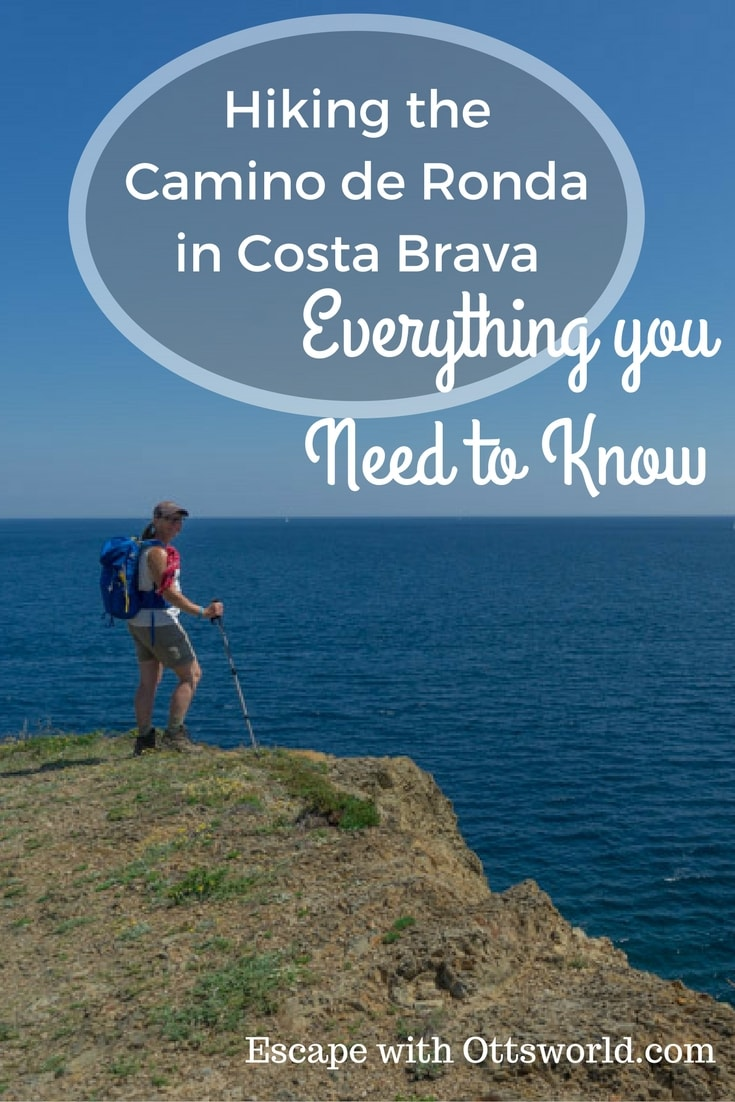 Everything You Need to Know About Hiking the Camino de Ronda. Frequently Asked Questions on the Spain's Costa Brava coastal hikes.