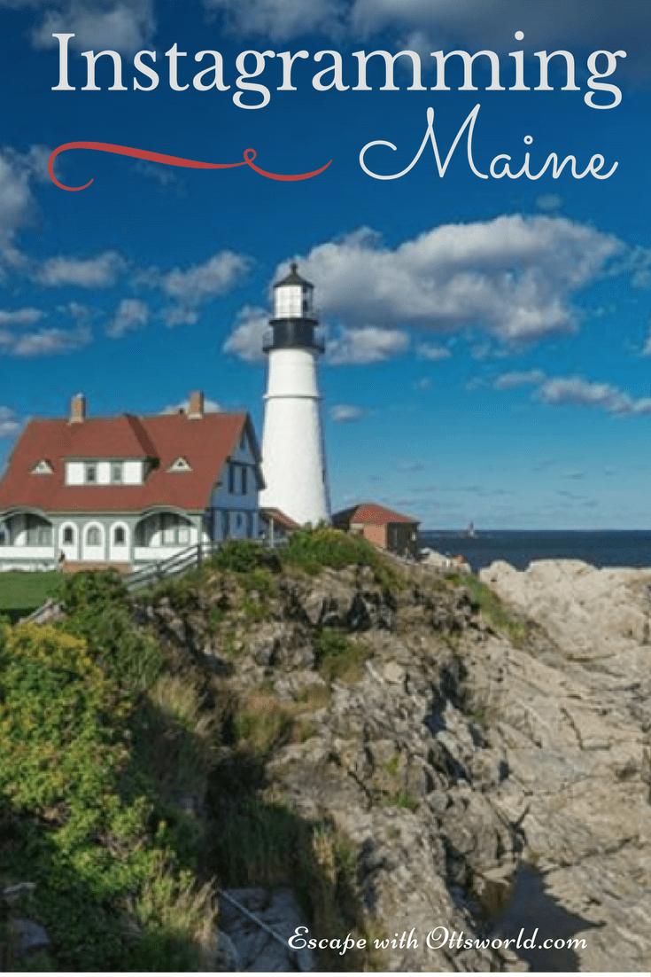 Maine Water Adventures Instagram Review Get in - the water's fine! Experience Maine water adventures in this Week In-stagram Review!