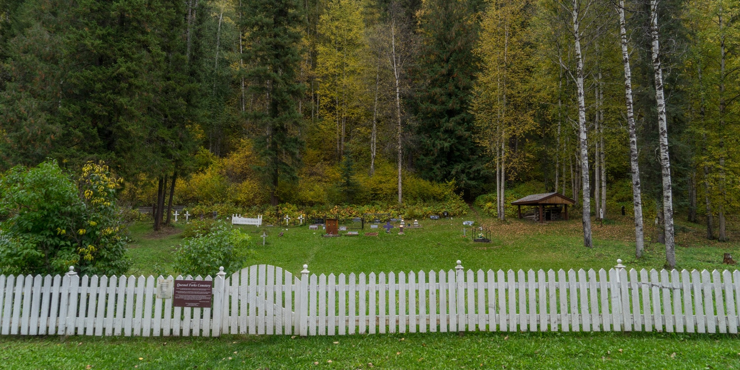 Quesnel Forks Cemetery