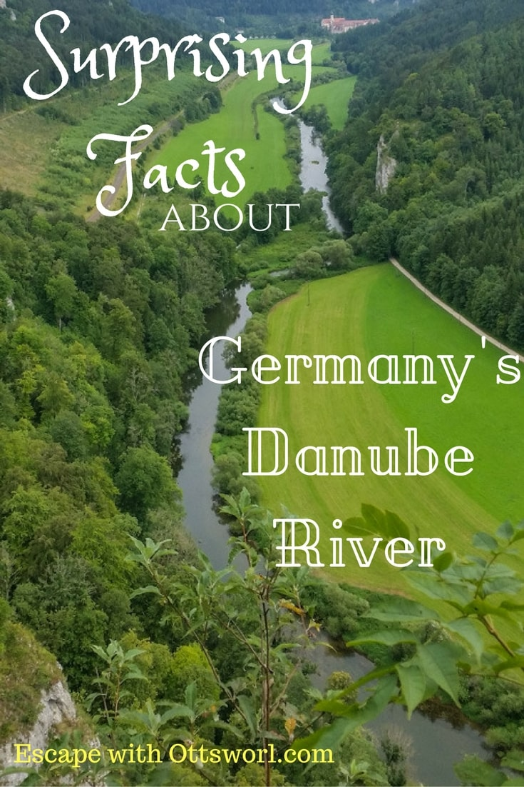 Surprising Facts About the Danube River You think you know the Danube River, but do you really? I'll show you where and how it begins as well as explain it's disappearing act.