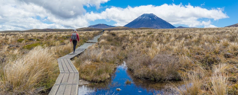 New Zealand adventure travel