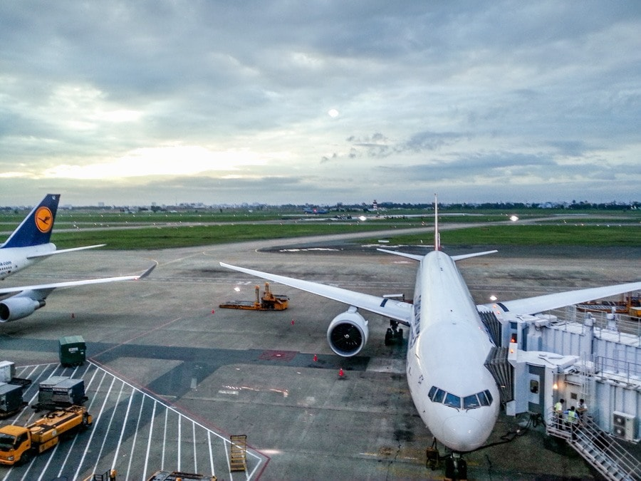 flying tips for long flights