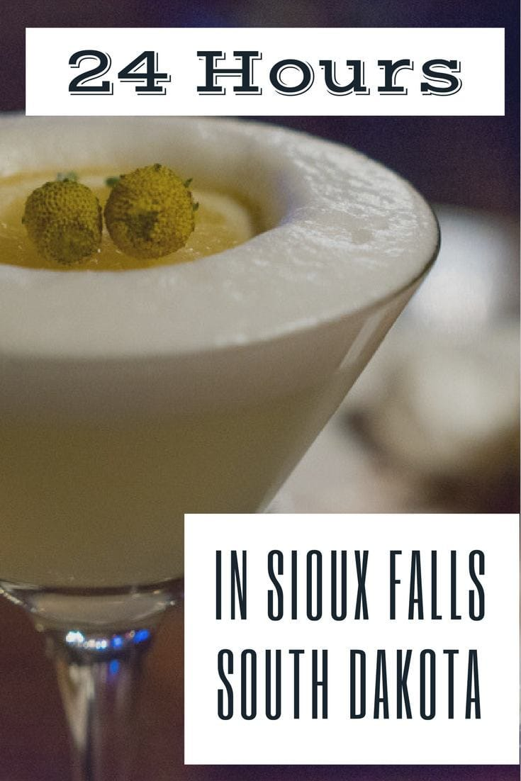 What to do in 24 hours in Sioux Falls South Dakota
