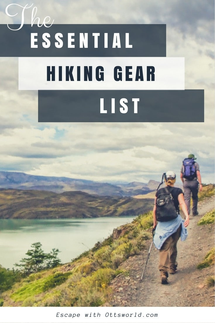 Don't start a hike without... Be prepared for any type of hike with my essential hiking gear list, based on years of logging miles on the trails.