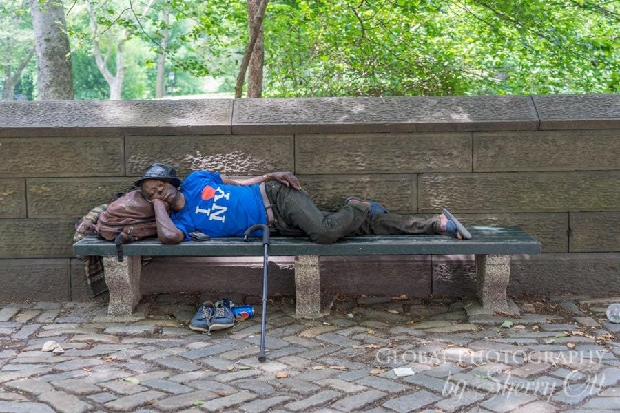 I heart nyc homeless