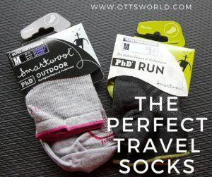 travel gear socks