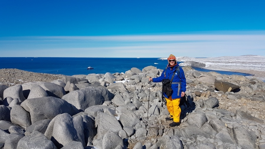 Antarctica clothing - It's important to bring the right gear