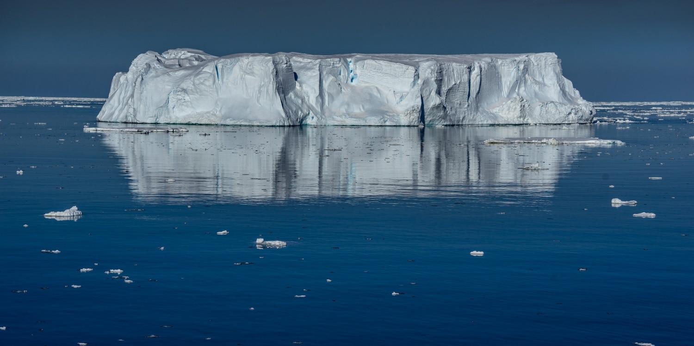 Off the grid Antarctica