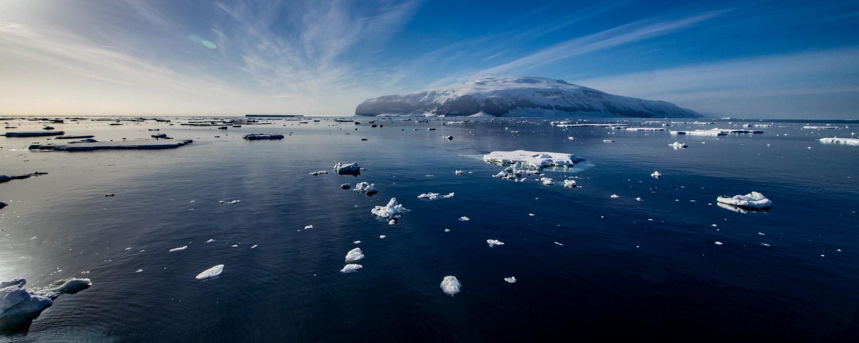Digital Detox Vacation Antarctica