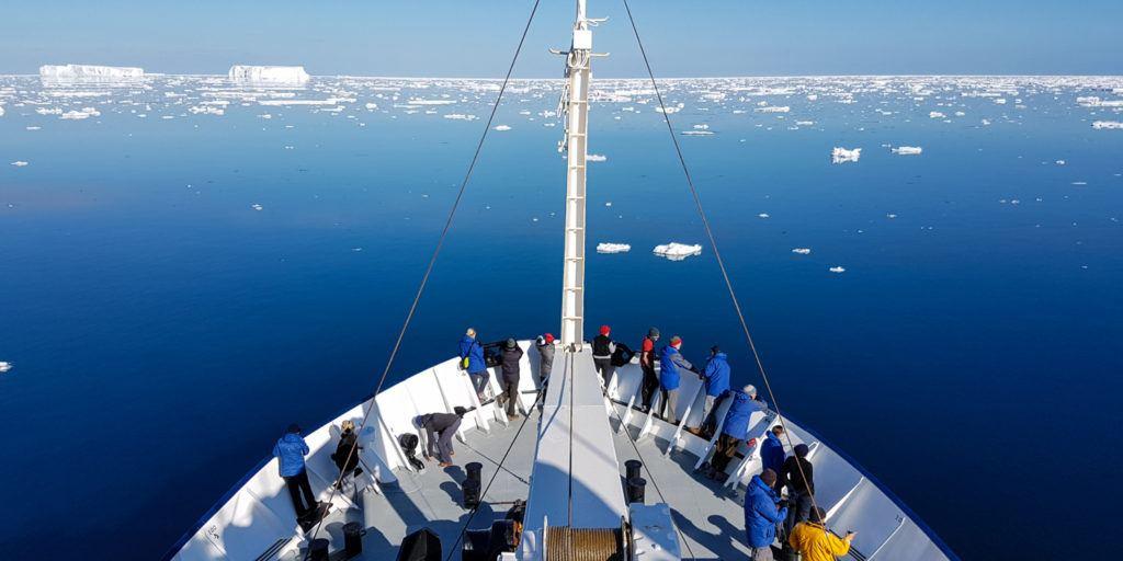 Digital Detox Antarctica Cruise