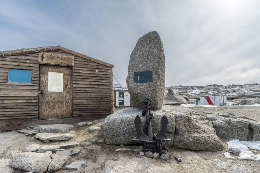 italian base in antarctica