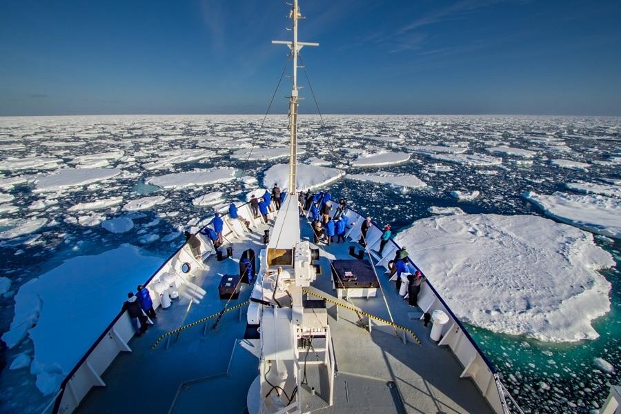 Spirit of Enderby Ross Sea