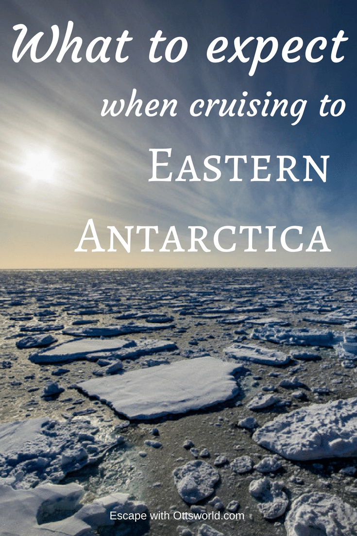 What to expect when cruising to Eastern Antarctica on the Spirit of Enderby, and why so few people go there.