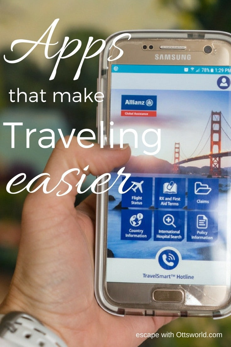 Apps that make traveling easier. See how this new mobile app solves the headaches of medical questions & travel insurance claim filing!