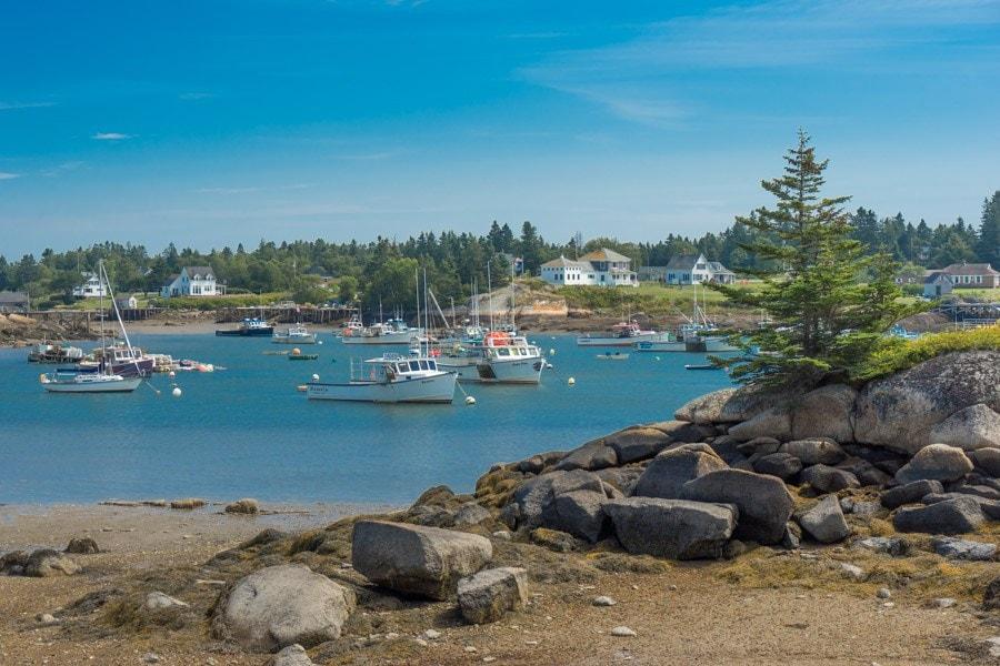 Maine Road Trip