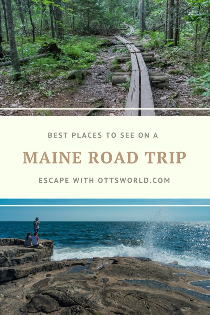 Best Places to See on a Maine Road Trip
