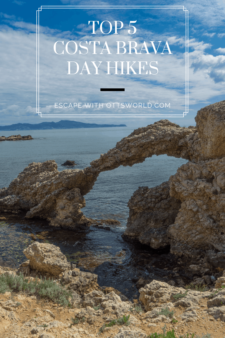 Costa Brava day hikes