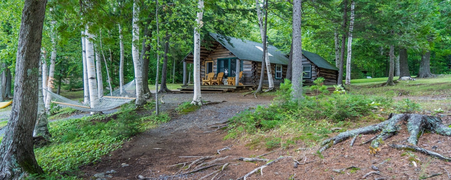 Maine sporting camp