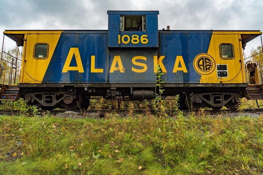 Alaska Railroad tours
