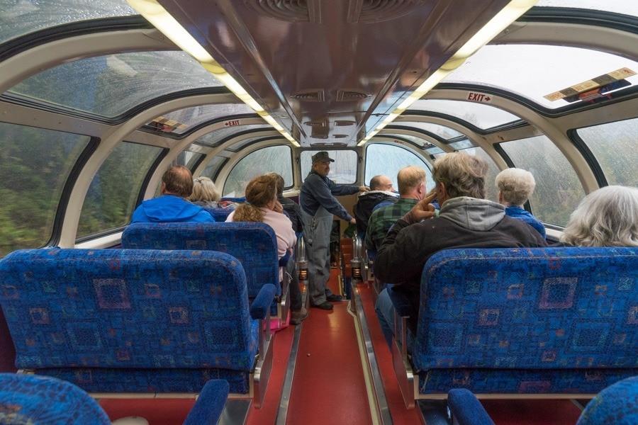 alaska railroad tours hurrican turn