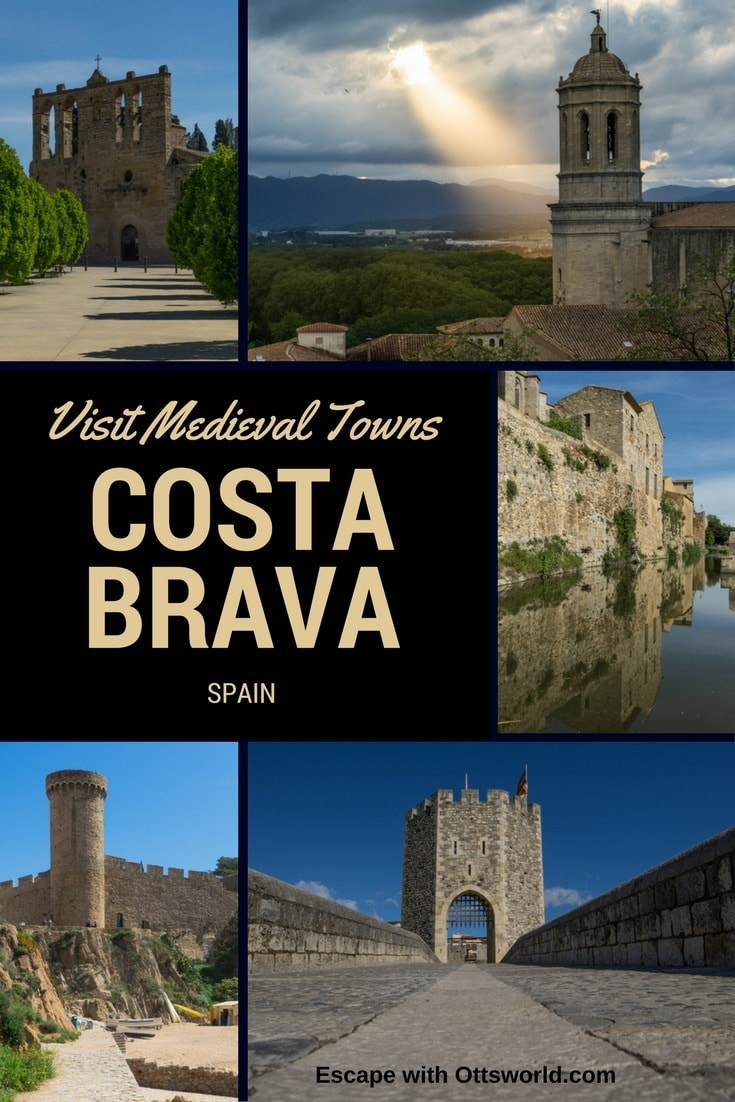 Things to do in Costa Brava, Spain - visit 5 Medieval towns for great photographs including all of the hidden spots for the best pictures!