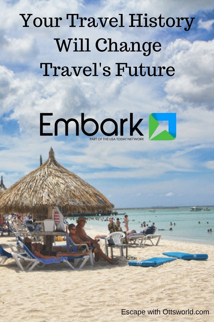 Share your travel experiences and change the future of travel