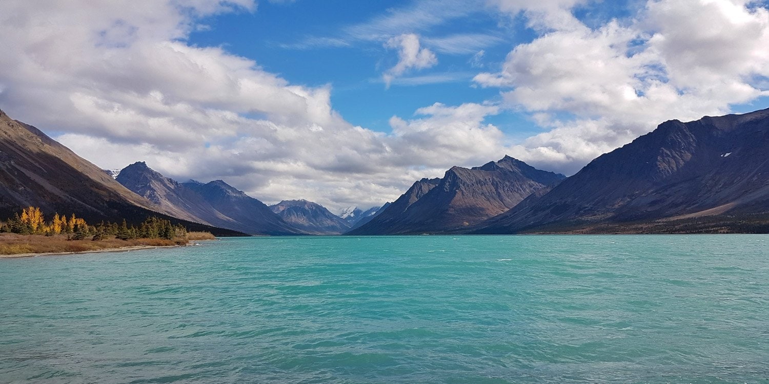 Lake Clark National Park Twin Lakes