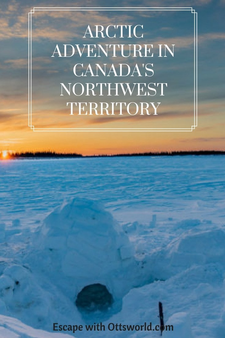 Build & sleep in your own igloo, eat muktuk, drive a snowmobile, herd reindeer, ride the ice road, drive a sled dog team, and more.  Experience the real Arctic in Canada's Northwest Territories.