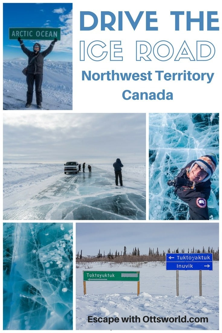 Take the ultimate Arctic adventure and drive the coolest roads in the world, the ones made of ice! Learn why Canada has ice roads and how you can drive on one on your next Arctic Adventure!