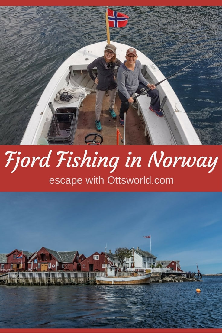 Norway fishing then and now romsdalsfjorden for Fishing in norway