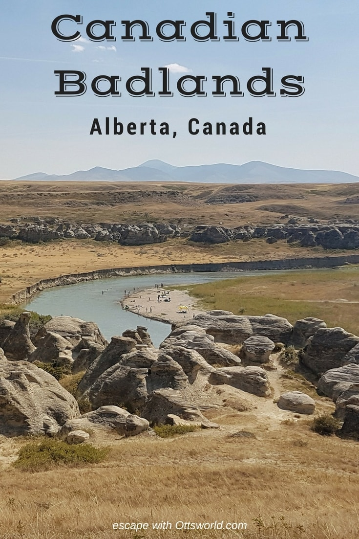The Canadian Badlands aren't a well known part of Alberta, and that's exactly why I loved it. Travel slowly around the Badlands and absorb the lesser known.